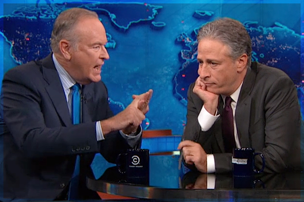 O'Reilly vs. Stewart: The ugly truth about that white privilege debate