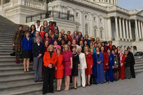 congress women Is the senate any place for a woman this question dominated the 1948 senate  primary in the state of maine seeking the republican nomination were the.