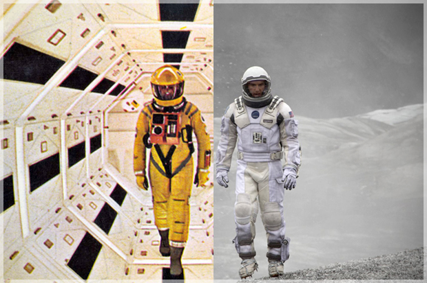 "Kubrick's indestructible influence: ""Interstellar'' joins the long tradition of borrowing from ""2001''"