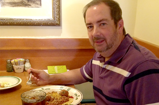 "All The Pasta You Can Eat With Olive Garden S Never Ending: Man Eating Nothing But Olive Garden Speaks Out: ""I Have"