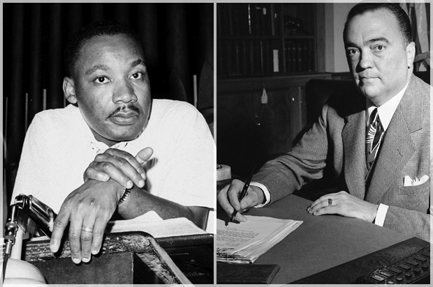 """There is but one way out for you"": Read the uncensored letter J. Edgar Hoover wrote to MLK"