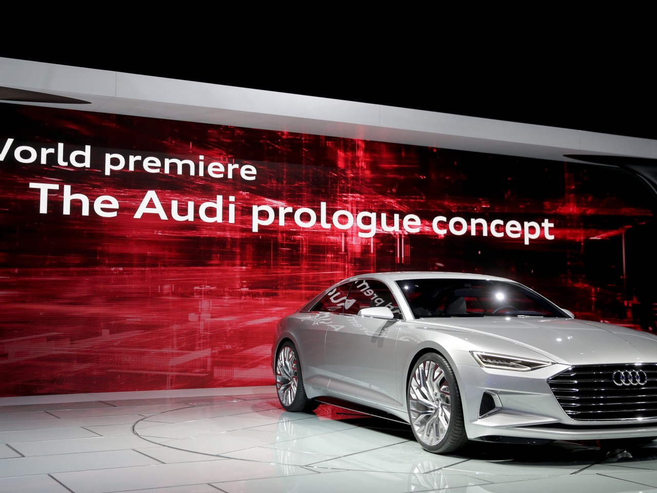 audi a9 design concept reportedly debuting at los angeles auto show. Black Bedroom Furniture Sets. Home Design Ideas