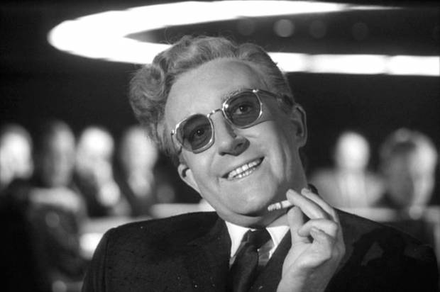 Obama channels Dr. Stangelove: How the president learned to stop worrying and love the bomb