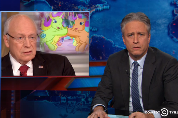 jon stewart blasts dick cheney s outrageous torture denial
