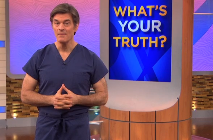 The Dr. Oz Show. Courtesy, Harpo Productions
