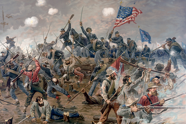 A world war on american soil how the civil war became a for American soil