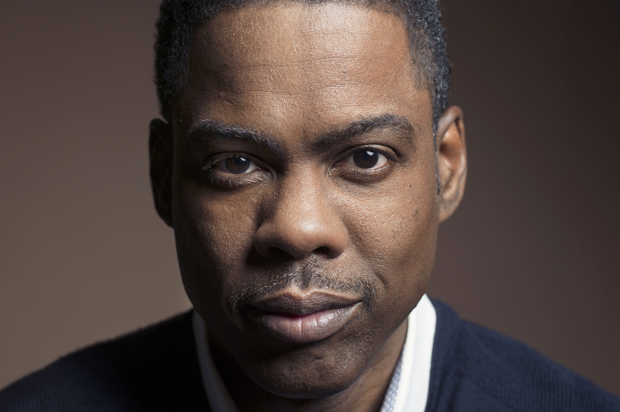chris rock father
