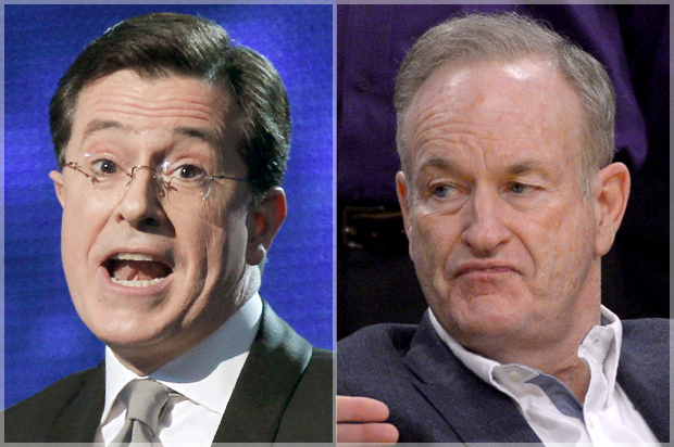 Stephen Colbert schooled Fox News hard: Comedy, Bill O'Reilly and the exposure of right-wing patriotism lies