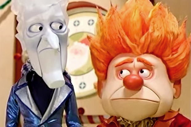 heat miser and snow miser fiction salon 39 s two sentence holiday stories starring the brilliant. Black Bedroom Furniture Sets. Home Design Ideas