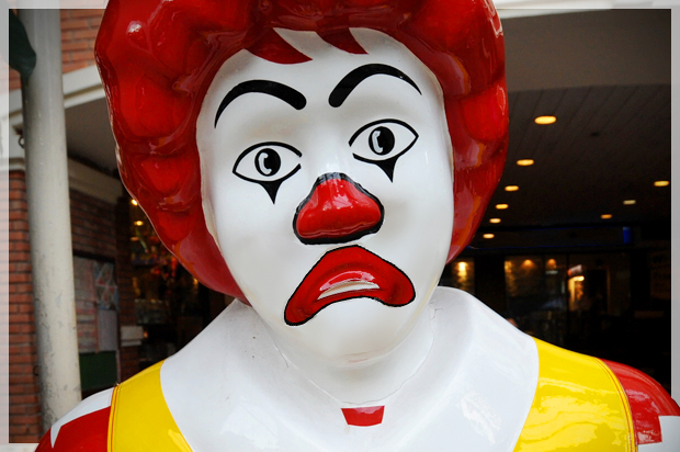 Death of a fast-food Goliath: What the decline of McDonald's really means