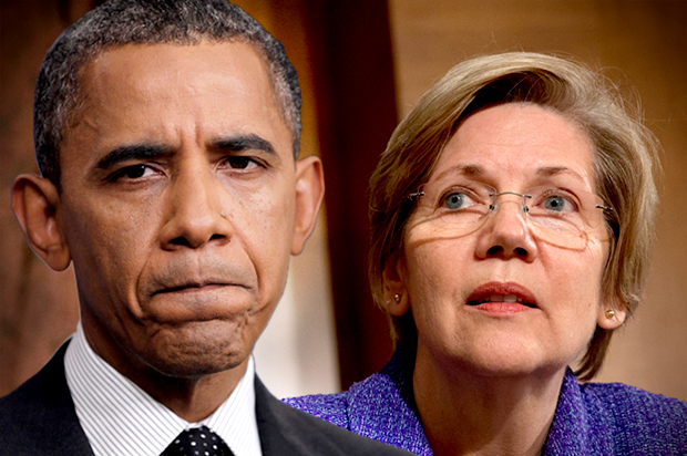 Democrats' free trade war is getting ugly, and Obama is bending the truth