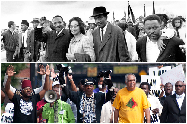 Selma is hardly history: Yet after Ferguson and Staten Island, we may be less optimistic today
