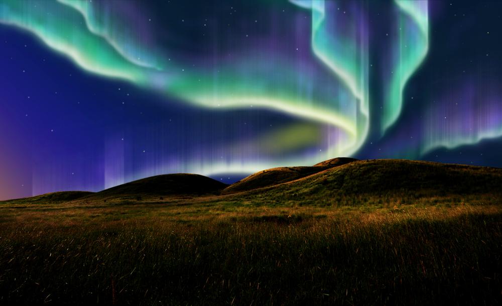 Aurora Boreali Cause The What Solar Storm