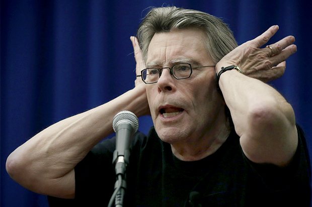 "Leave Stephen King alone: ""Misery,"" income inequality and ... Stephen King"