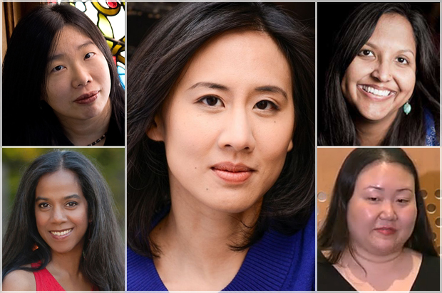 Asian female writers