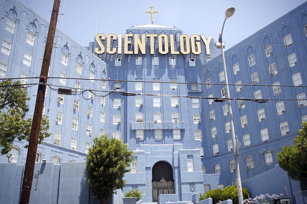 What makes Scientology a religion?