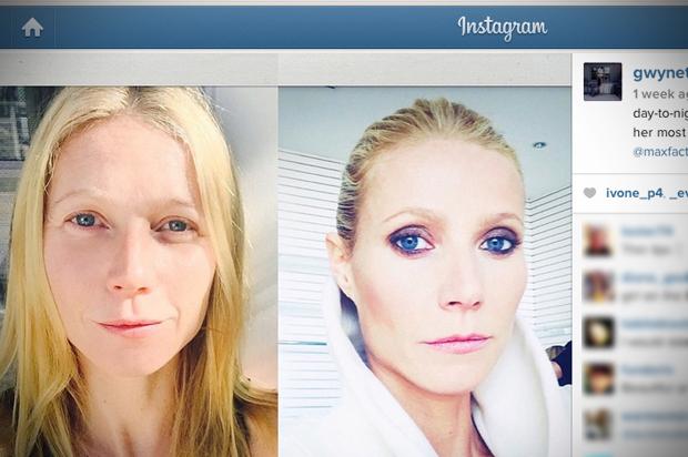 Gwyneth Paltrow celebrates 44th birthday with gorgeous no ...