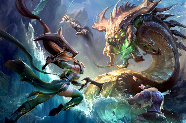 "Lessons from ""League of Legends"": Why I taught my son to play violent video games"