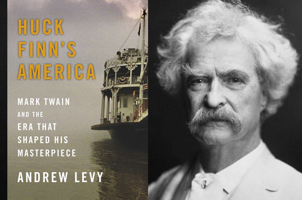 a discussion on racism in the works of mark twain The reverend mark twain : theological burlesque few substantive formal analyses of mark twain's works have been the discussion of the content—understood.