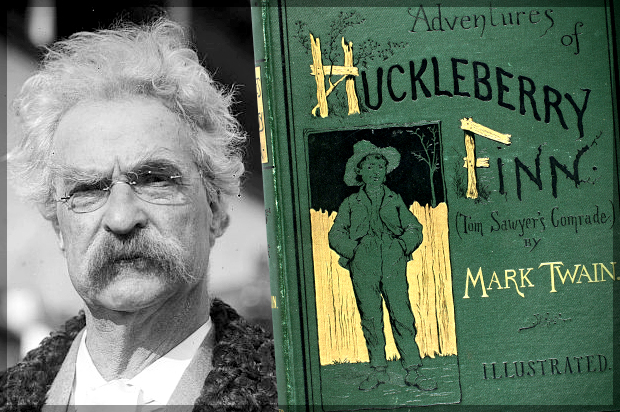 debate on racism in mark twains the adventures of huckleberry finn Some people believe the novel condones or promotes racism is censorship in schools necessary to protect students should mark twain's adventures of huckleberry finn be included in the high school english curriculum.