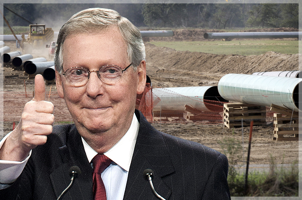 BREAKING: Senate Approves Keystone Pipeline