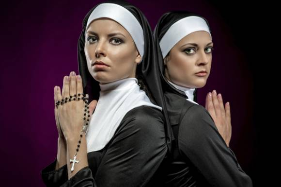 Nuns Gone Bad Why You Should Read This Lurid Tale Of A Lesbian Nun Sex Gang  Saloncom-7861