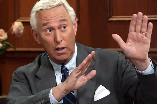 Roger Stone vs the World: Inside the Conspiracy-Filled Mind of Legendary GOP Trickster