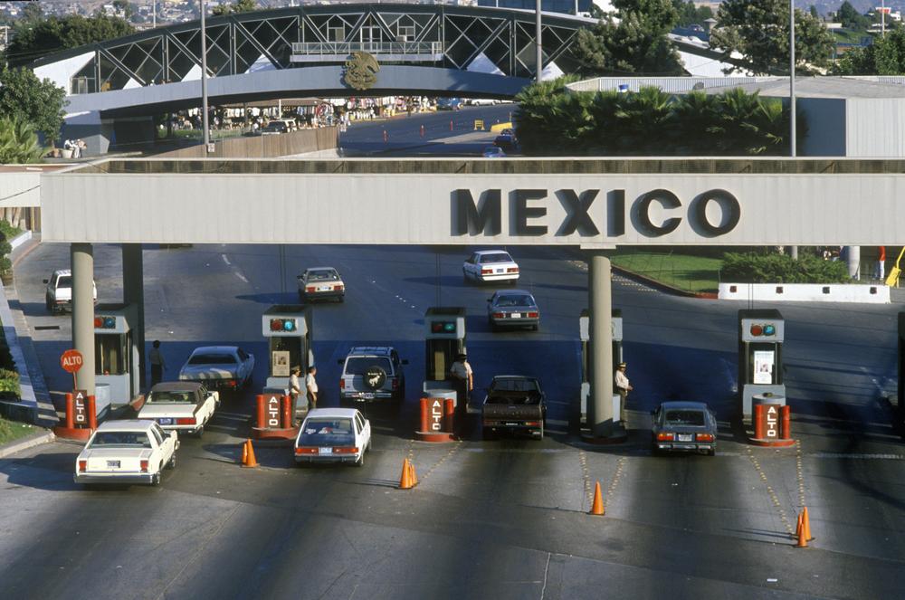 Border Militarization Policy