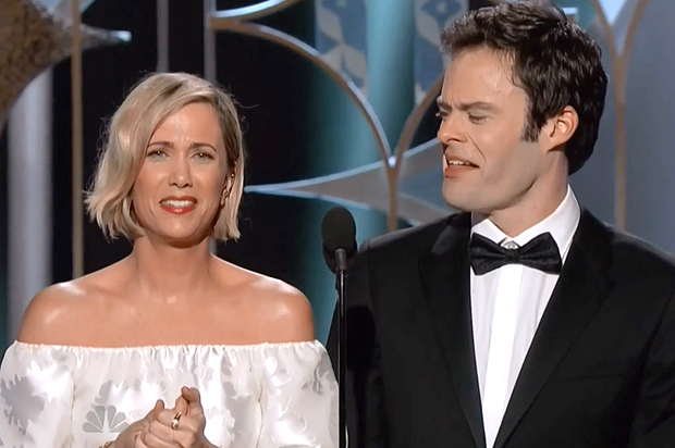 why kristen wiig and bill hader should be the next golden
