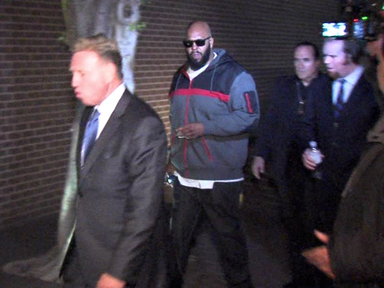 suge knight murder felony arrested