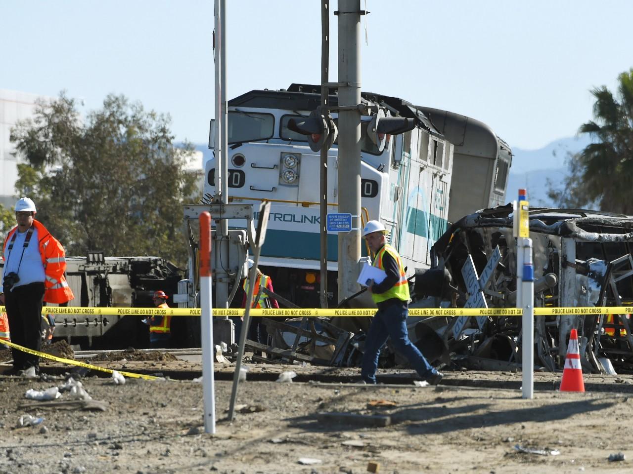 Feds  Truck driver in train crash wasn   t stuck on tracks - Salon comTrain Crash Truck