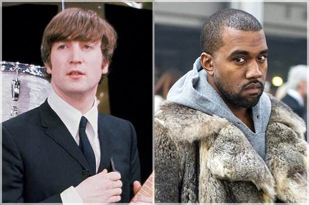Is Kanye West The Next John Lennon Salon Com