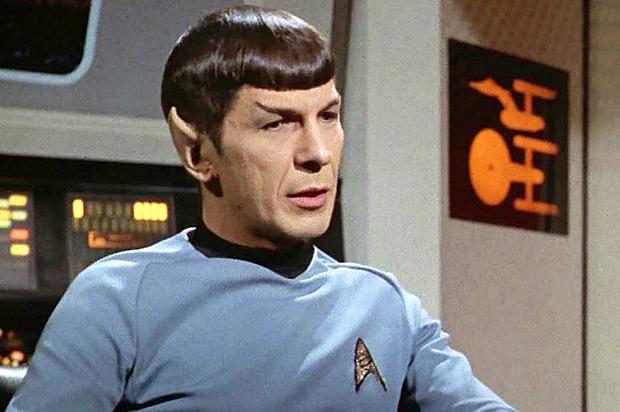 Are Leonard nimoy as spock