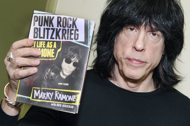 "The last Ramone standing: ""We were 90 percent fun and 10 percent pent-up animosity"""