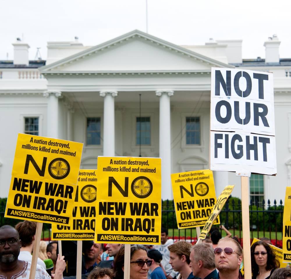 Anti war essay