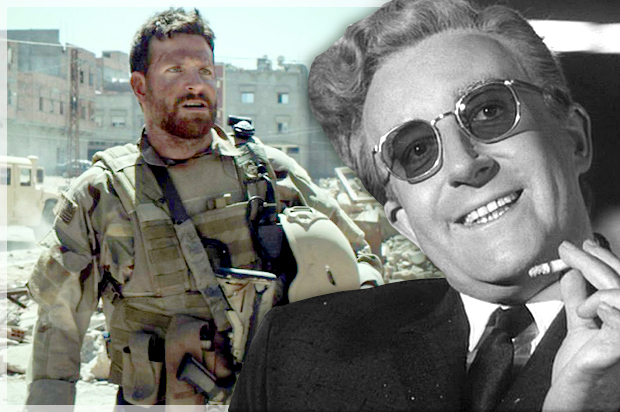 """American Sniper's"" chicken-hawk cheerleaders: What Clint ..."