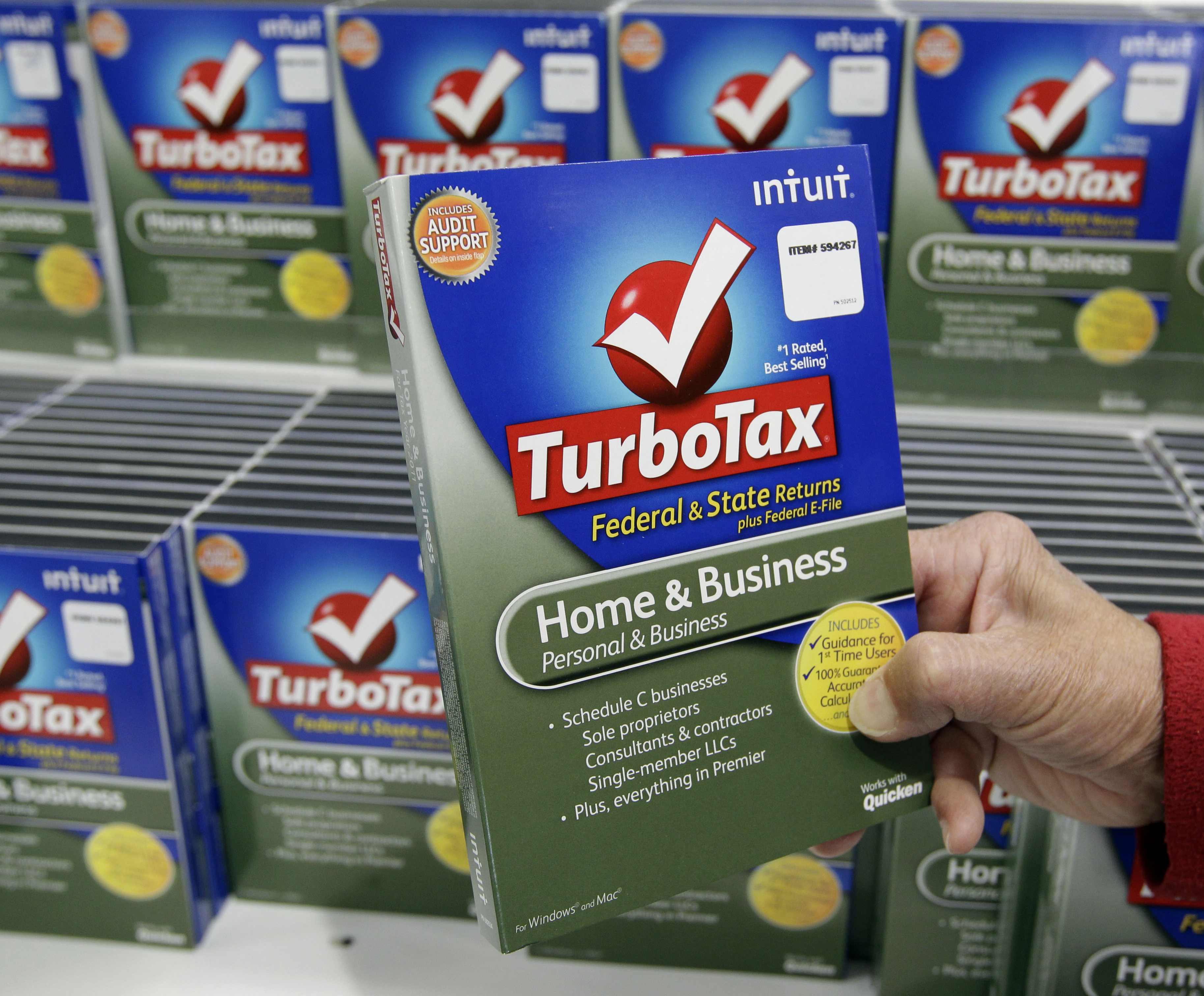 Trump's tax law threatened TurboTax profits  So the company