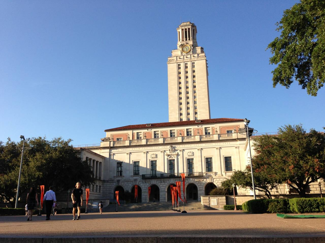 University of texas dating app