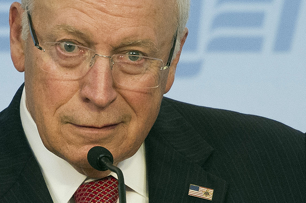 Interview with Dick Cheney, Vice-President by