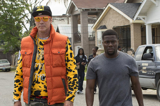 will ferrell and kevin hart s new movie get hard sounds like a