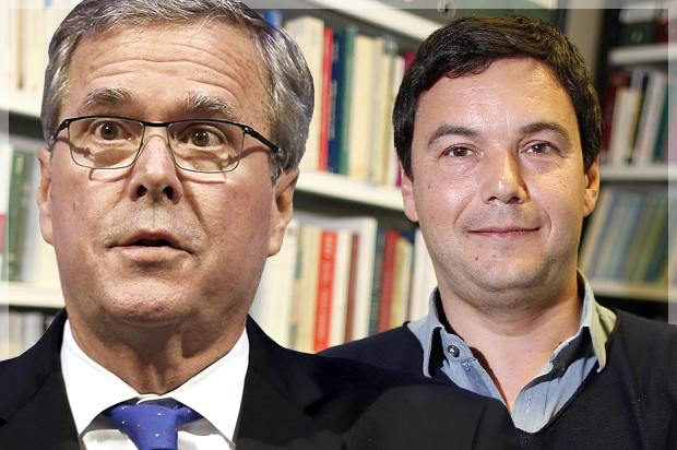 "Thomas Piketty slams Jeb Bush on education and inequality: ""I think there's a lot of hypocrisy"""