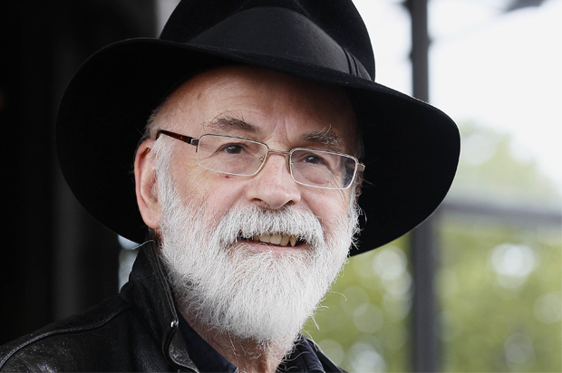 """RIP Terry Pratchett: """"AT LAST, SIR TERRY, WE MUST WALK TOGETHER"""""""