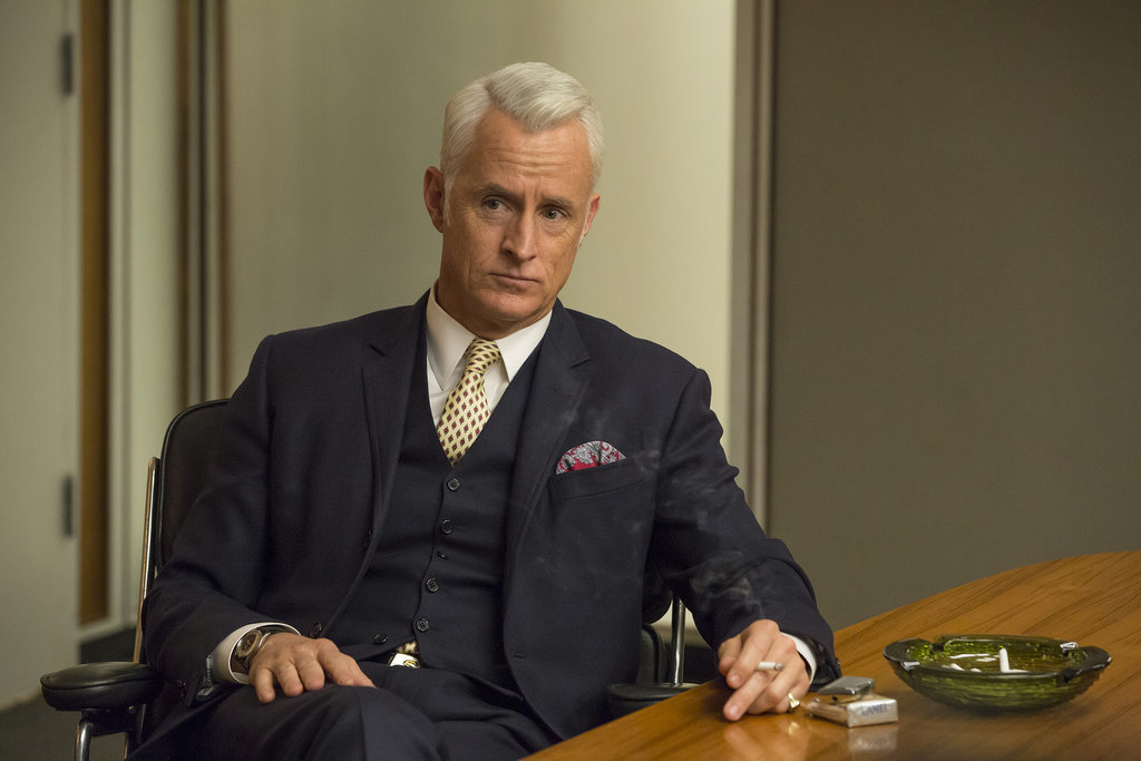Mad Men Eulogies Roger Sterling Lovable A Hole