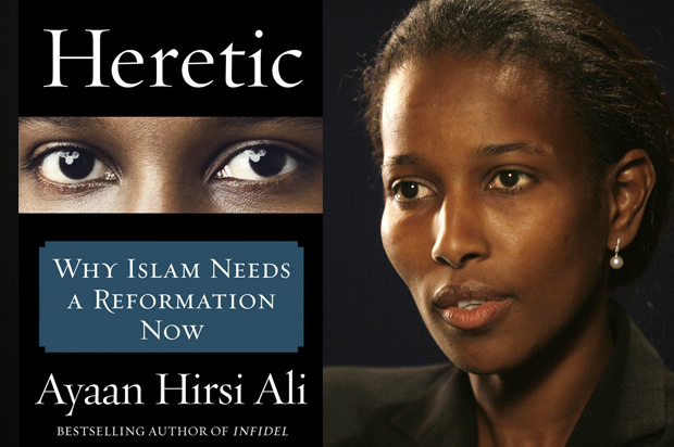 """Islam is not a religion of peace"": Ayaan Hirsi Ali"