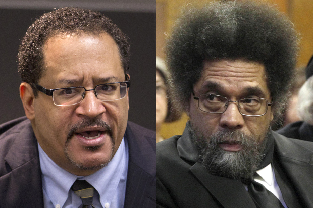 The Sad But Self-Inflicted Fall of Cornel West