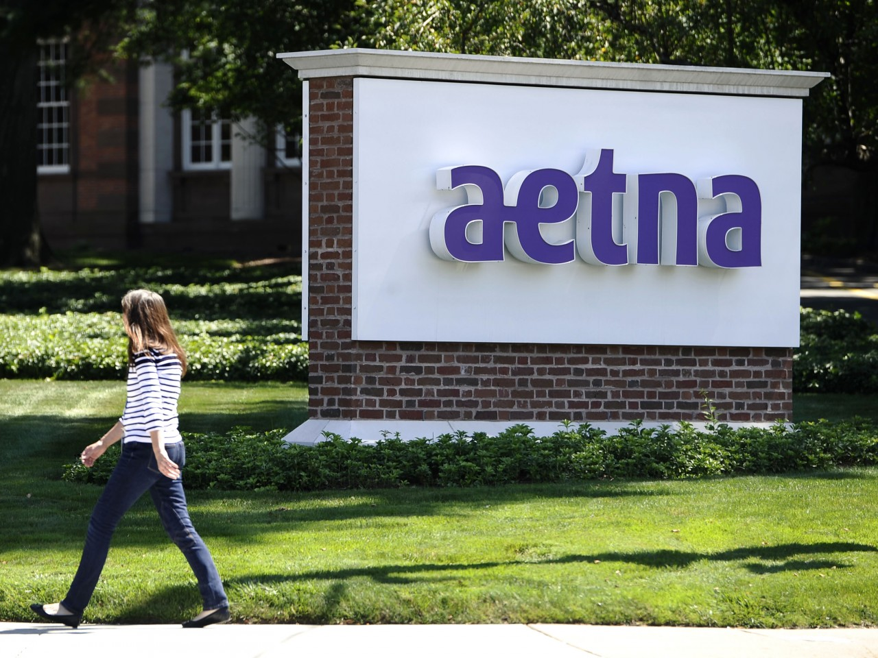 Aetna-Humana $37B merger blocked by judge