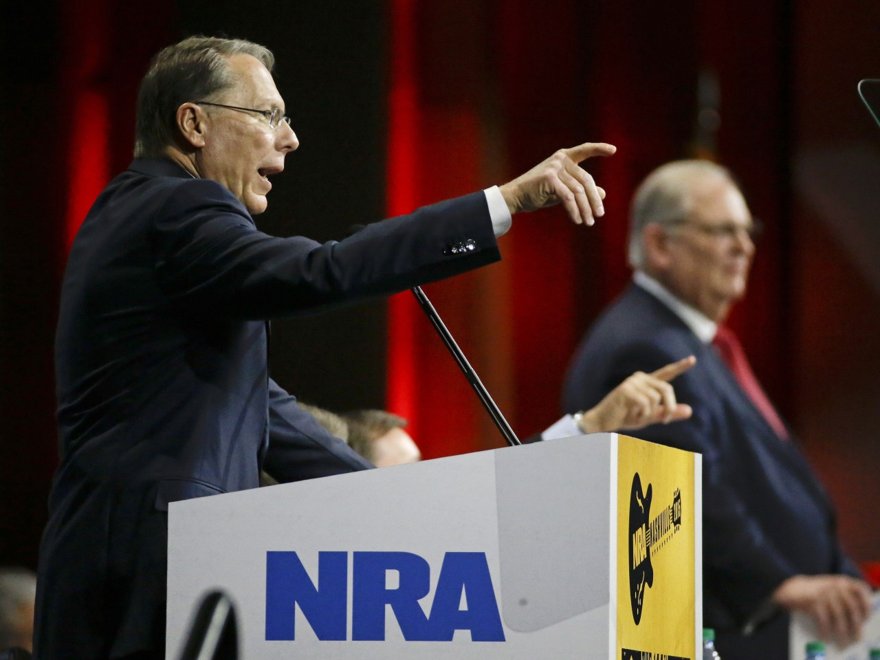 "The NRA is backing terrorism: Wingnuts and ""patriots"" are ..."