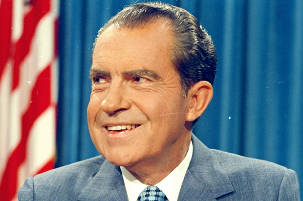 EnlargeRichard Nixon (Credit: AP) - richard_nixon2