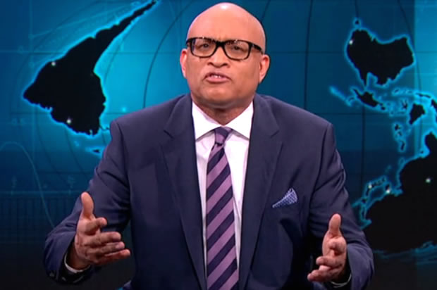 larry wilmore minority report