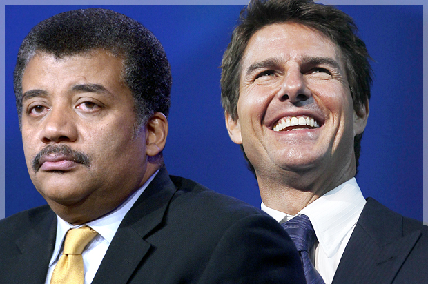 the scientology paradox of neil degrasse tyson what his defense of